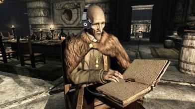 Фанат Skyrim выпустил мод, в котором сам озвучил все книги в игре