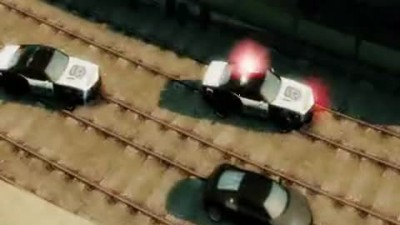 "Need for Speed: Undercover ""Police Chase Trailer"""