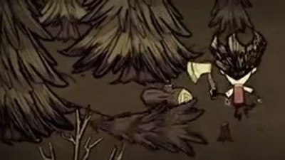 "Don't Starve ""Early-access beta trailer 1"""
