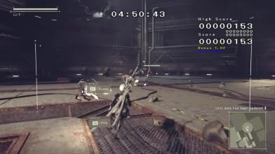 """NieR: Automata - Вырезанный режим """"Score Attack Mode"""""""