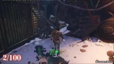 Uncharted 2 - ''Все Сокровища'' [Часть 1]