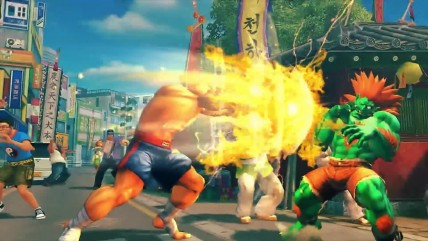 Ultra Street Fighter IV - Official Trailer | PS4
