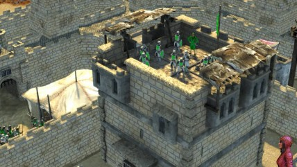 "Stronghold Crusader 2 ""Дополнение The Princess and The Pig"""
