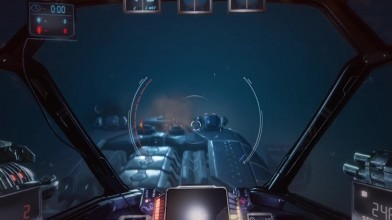 Геймплей трейлер Aquanox Deep Descent