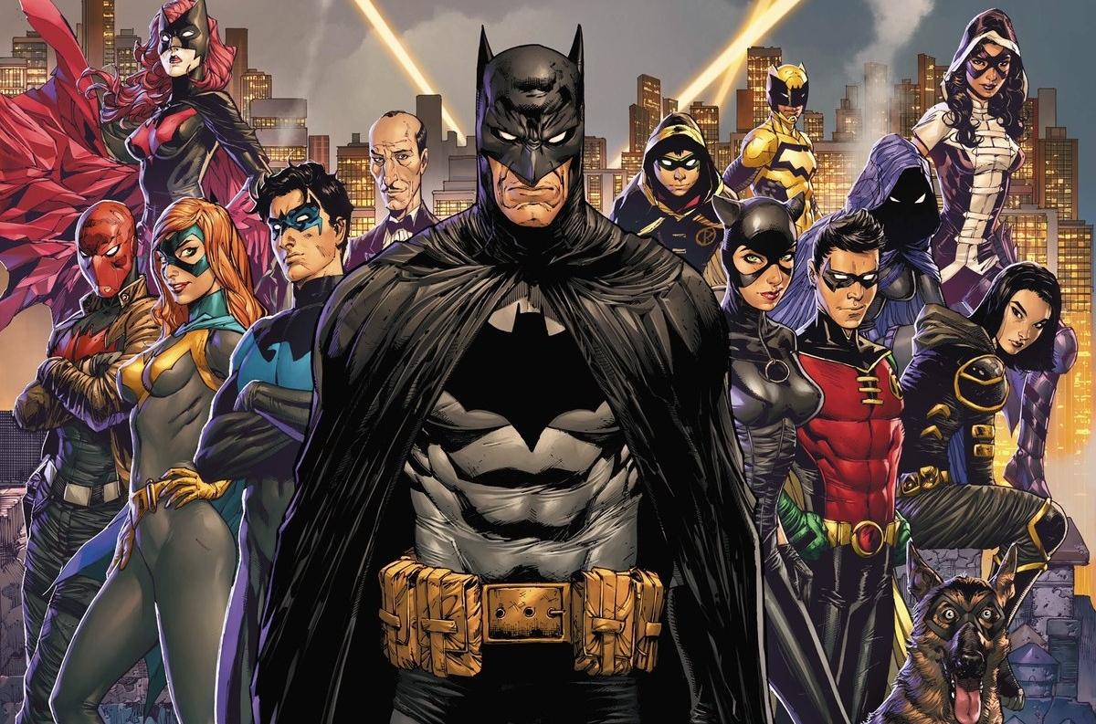 В сеть попали новые возможные подробности следующей игры про Бэтмена