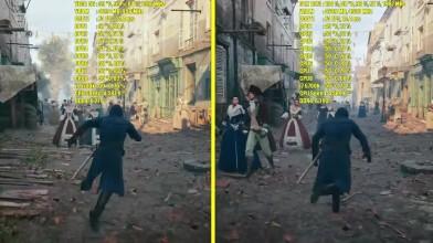 Assassins Creed Unity AMD RX VEGA 56 & GTX 1070 | 1080p - 1440p & 2160p | ФПС СРАВНЕНИЕ
