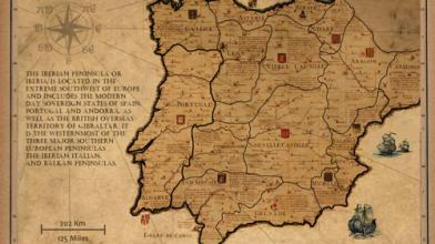 Обзорная статья на DLC Peninsular Campaign для Napoleon: Total War