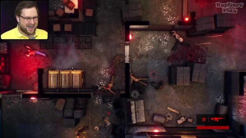 The Hong Kong Massacre - Горячий Макс Пэйн из Майами