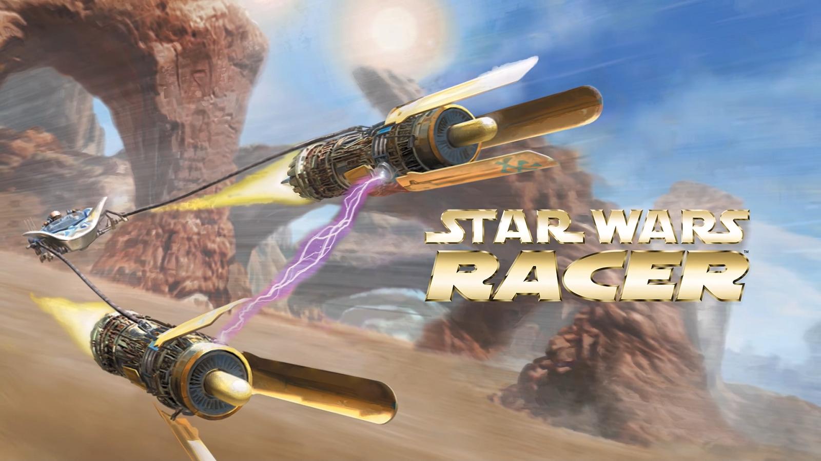 Релиз ремастера Star Wars Episode I: Racer снова перенесли за день до выхода игры