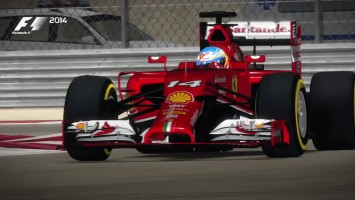 "F1 2014 ""Bahrain Hot Lap"""