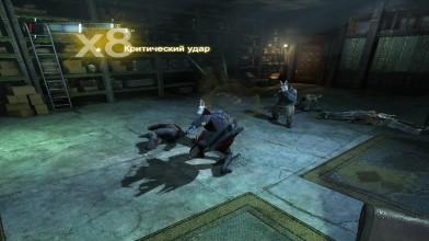 Аркхэм Ориджин - Knightfall vs Шляпочника