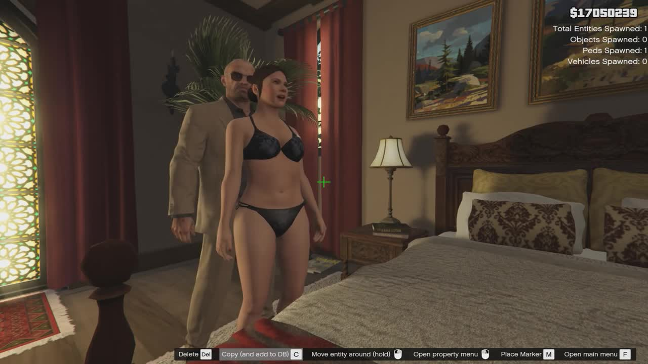 Видео гта 5 секс смотреть онлайн