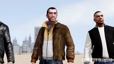 Grand Theft Redemption Teaser