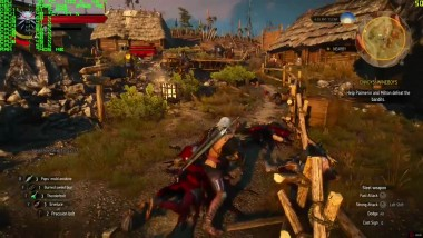 The Witcher 3 Wild Hunt - FX 8350 & RX 480 NITRO 8GB