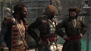 Самый честный трейлер Assassin's Creed 4: Black Flag