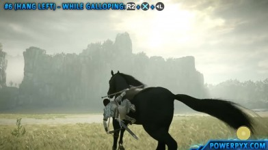 Shadow of the Colossus (PS4) - Получение трофея Trick Rider.