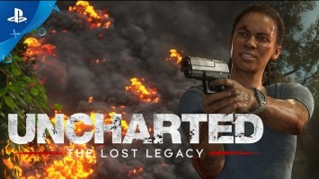 Игровой процесс дополнения Uncharted: The Lost Legacy
