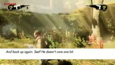 "NeverDead ""GamesCom 2011 Комментарии разработчиков"""