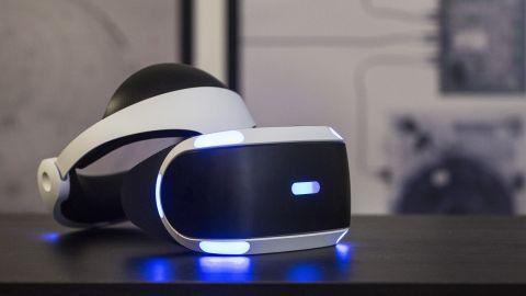 Слух: Sony работают над беспроводным VR-шлемом