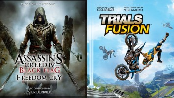 Прослушивание саундтреков Trials: Fusion и Assasin's Creed IV Black Flag Freedom Cry