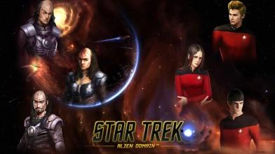 Star Trek: Alien Domain обзор