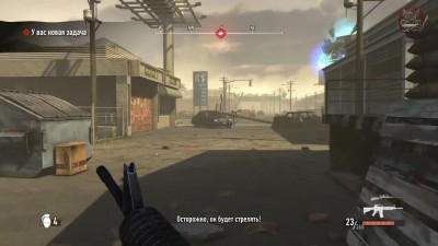 ИгроТрэш - [#1] Battle: Los Angeles, Deep Black, Wolfschanze 2