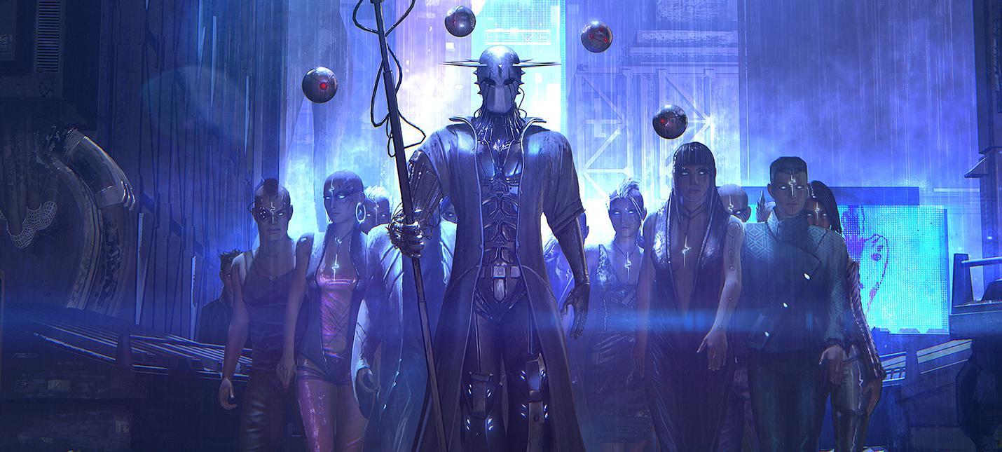 Состоялся релиз киберпанк-стратегии Re-Legion