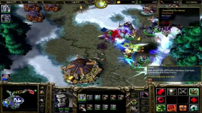RapGameObzor 5 - Warcraft 3: Reign of Chaos