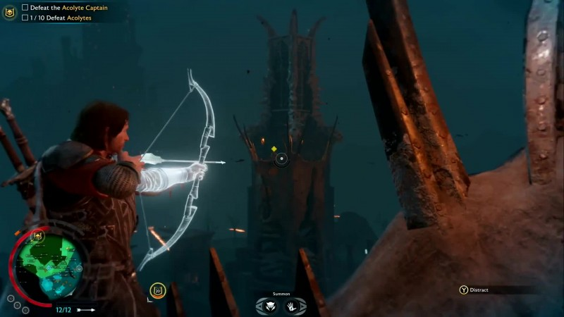Сражение с Балрогом в новом геймплее Middle-earth: Shadow of War