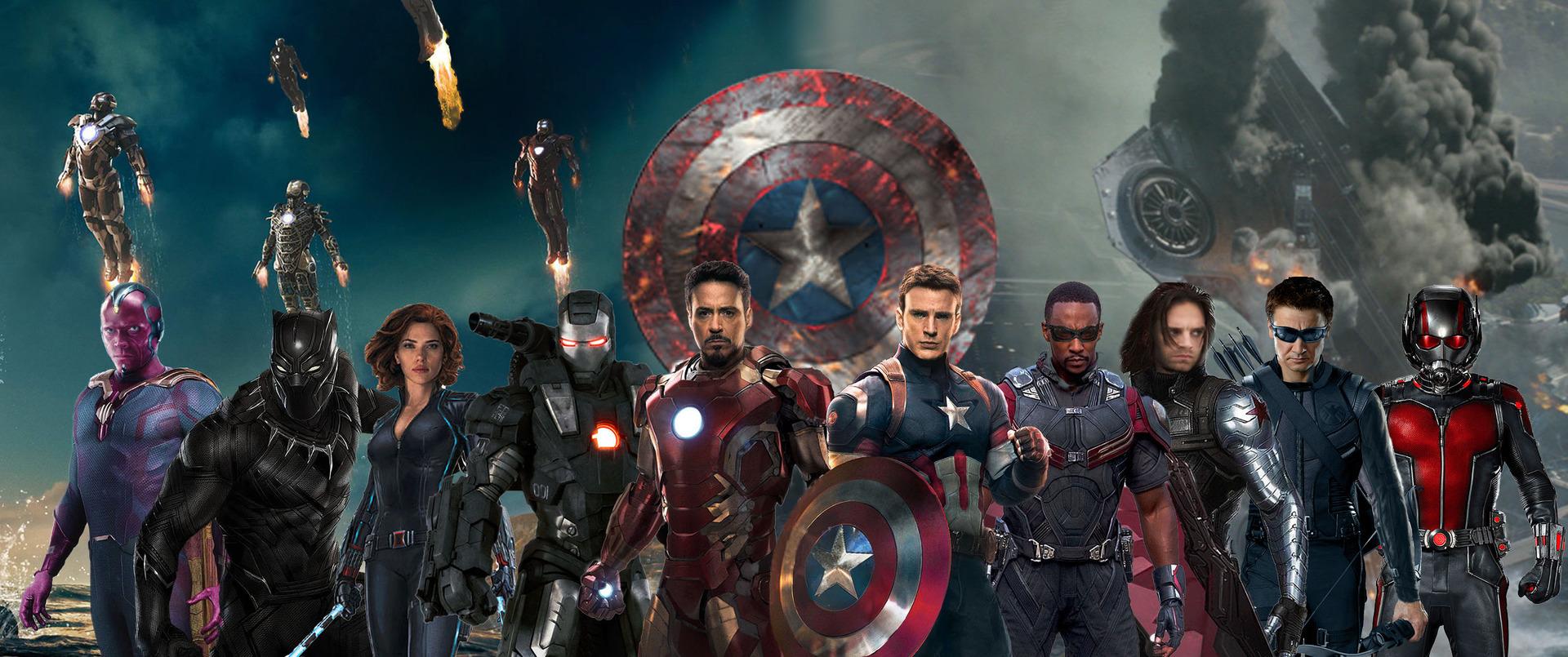 Первый мститель: противостояние / captain america: civil war (2016.