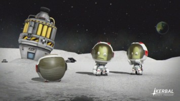 Kerbal Space Program выходит на PS4 и Xbox One в июле