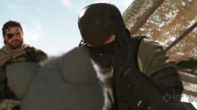 """Metal Gear Online """"Трейлер секретов"""""""