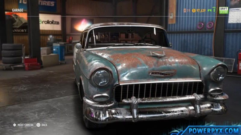 Need For Speed Payback Chevrolet Bel