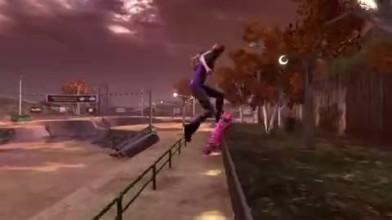 "Tony Hawks Pro Skater HD ""XBLA Launch Trailer """