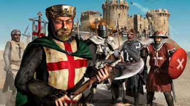 Разработка мобильной версии Stronghold Kingdoms практически завершена