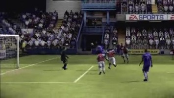 """FIFA Soccer 08 """"Обзор"""""""