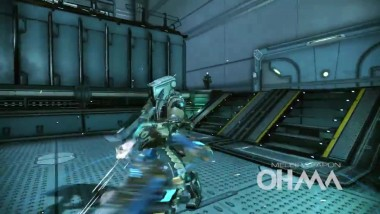 "Warframe ""Tenno Reinforcements - Ohma"""