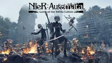 Square Enix переиздала NieR: Automata, но так и не выпустила ни одного патча