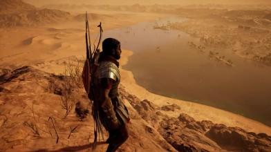 Assassin's Creed Origins - Почему графика стала хуже?