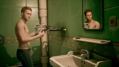 Новый геймплейный ролик Twin Mirror