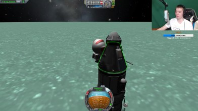Kerbal Space Program - космос наш! Проходим игру #3