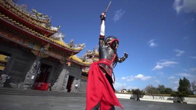 Assassin's Creed Chronicles: China - Яя Хан- косплей