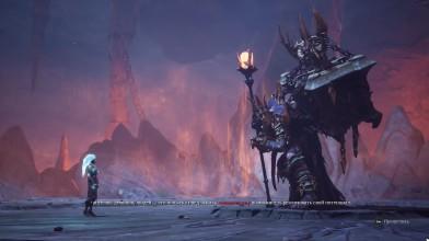 Секреты Darksiders 3 - Что будет если убить абраксиса и повелителя пустот сразу?