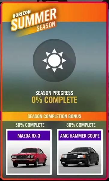 Forza Horizon 4 - Обновление 36: три новых автомобиля