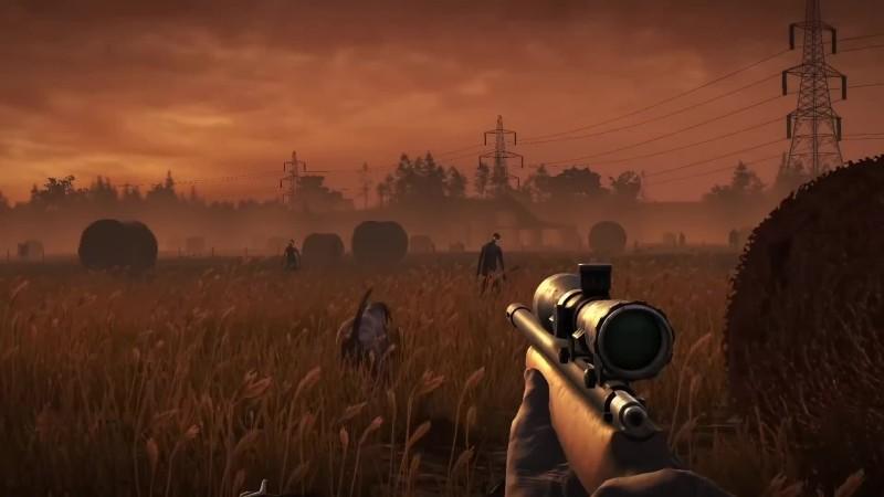 Трейлер Into the Dead 2 для Switch