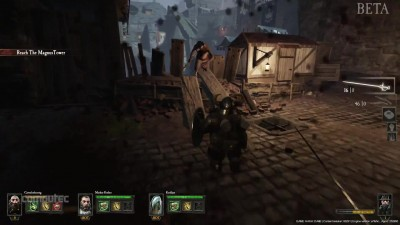 "Warhammer: The End Times - Vermintide ""Бета-геймплей на PC"""