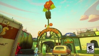 "Plants vs. Zombies Garden Warfare 2 ""Трейлер Graveyard Variety Pack"
