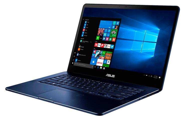 Asus представила новинки: тройку Zenbook идва устройства Vivobook