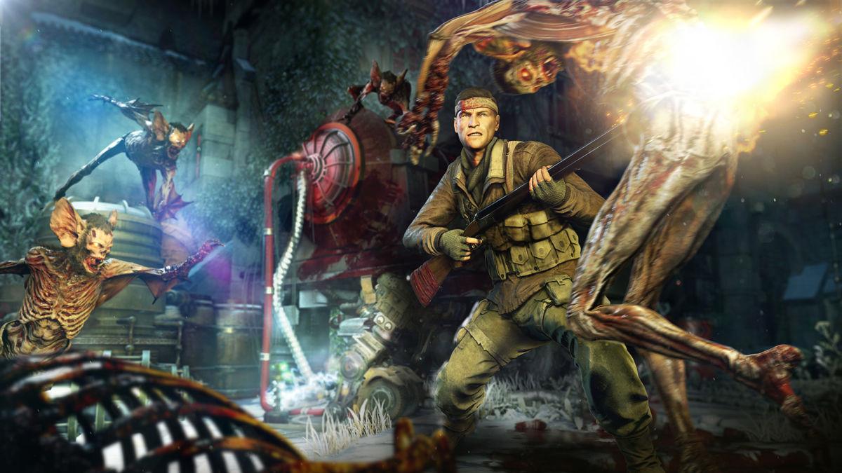 Для Zombie Army 4: Dead War вышло DLC 'Mission 2: Blood Count'