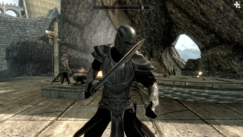 Скачать мод на броню skyrim 5